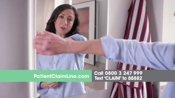 Patient Claim Line New TV Ad